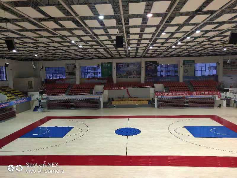 铺装篮球木地板对场地地面有什么要求