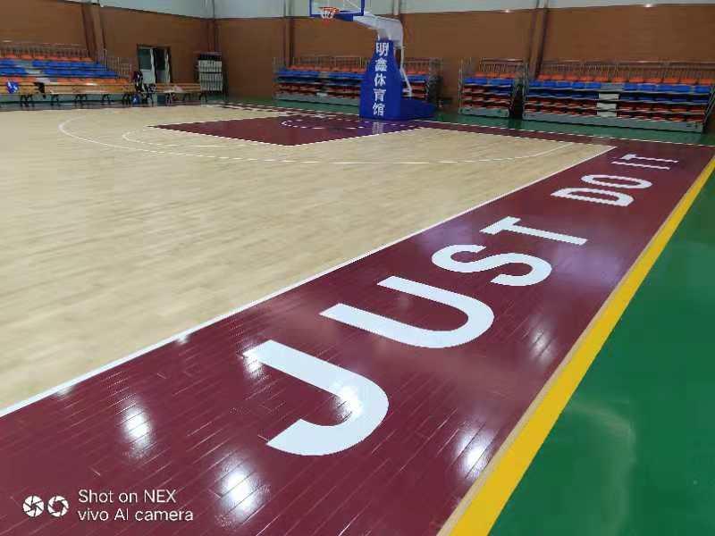 篮球场木地板价格怎么样?